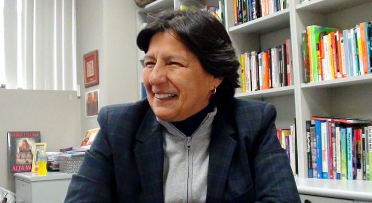 """Liliana Alvarado: """"Apasionada por entender al consumidor y una convencida que la actitud positiva nos hará siempre felices"""""""