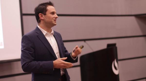 Rodrigo Delgado Ehni en Conferencia UPC