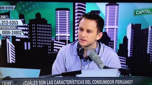 Rodrigo Delgado Ehni en Radio Capital