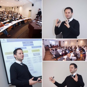 Rodrigo Delgado Ehni en conferencias