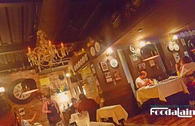 La Cabrera: Sede de Barranco